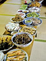 みやざきグリーンツーリズム椎葉村 自慢の手料理